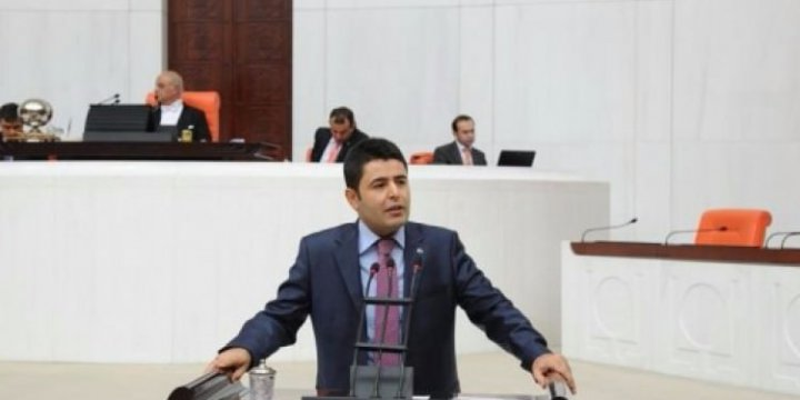 AK Partili Boyraz'dan Eren Erdem'e Kaos ve Tefrika Provokatörlüğü Tepkisi