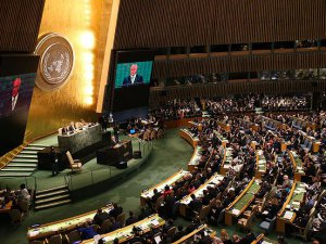 Latin Amerika Ülkelerinden BM'de Brezilya Protestosu