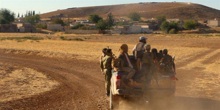 ÖSO Komutanı: Dabık'a Yaklaşmış Bulunuyoruz