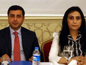 Demirtaş ve Yüksekdağ ile HDP'li 6 Milletvekili İfadeye Çağrıldı