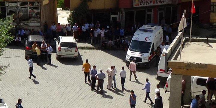 AK Parti Adayına Yönelik Saldırıda 4 Gözaltı