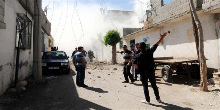Kilis'e Roket Atıldı; Yaralılar Var