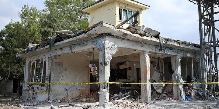 Telsiz Konuşmalarıyla Özel Harekât'ın Bombalanma Anları!