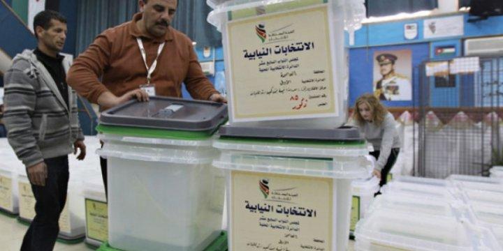 Seçime Giren Ürdün İhvanı Meclise 13 Vekil Soktu