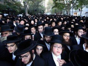 İsrail Karşıtı Yahudilerden BM Önünde Protesto