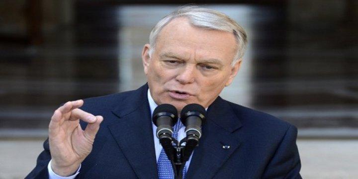 Fransa: Esed'in Uçakları İndirilsin