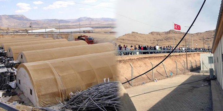 6 Bin 300 Mültecinin Kaldığı Kamp Boşaltılıyor