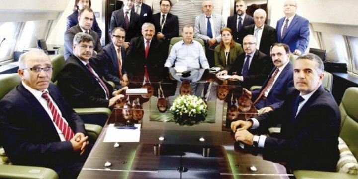 Cumhurbaşkanı Erdoğan: 'Dünya Türkiye'nin Tezlerine Yaklaşıyor'