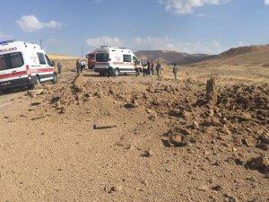 Mardin'de Askeri Araca PKK Saldırısı