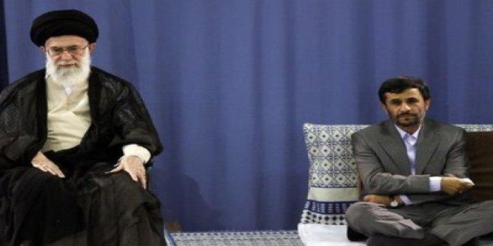 Hamaney'den Ahmedinecad'a Vize Yok