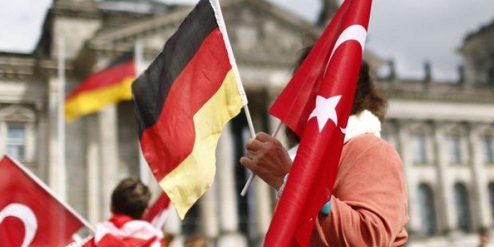 Türkiye'den Almanya'ya 'FETÖ' Notası