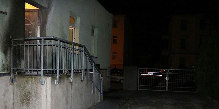 Almanya'da Bir Camiye Daha Saldırı Düzenlendi!
