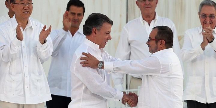 10 Soruda Kolombiya'da Barış Süreci