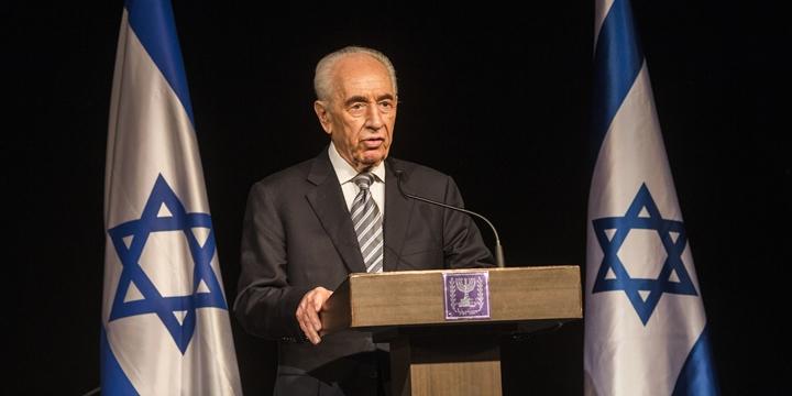 İşgalci Peres'in Suç Karnesi Kabarık!