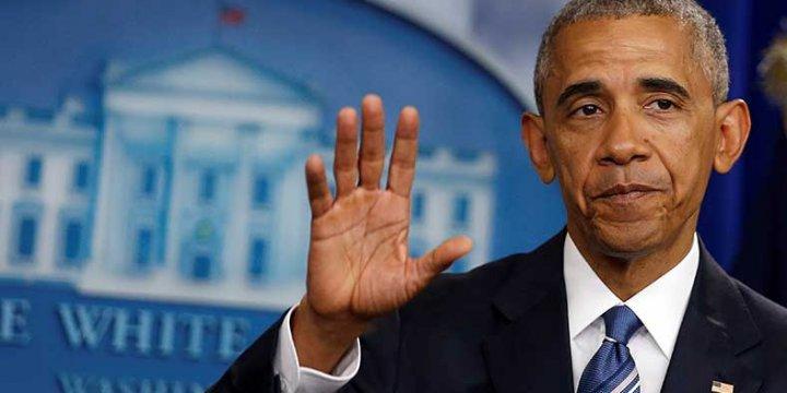 Obama: Sorun Esed'in Rusya ve İran Tarafından Desteklemesi