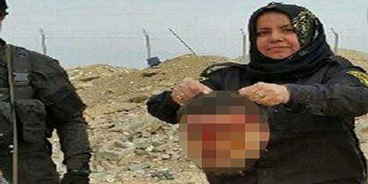 İŞİD'lilerin Kafasını Kesen Kadına Karşı Milliyet'in Yaptığı Güzelleme