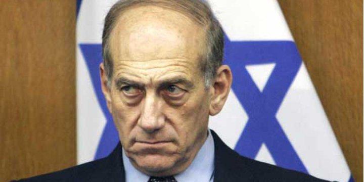 İsrail Eski Başbakanı Olmert'e 8 Ay Ek Hapis Cezası