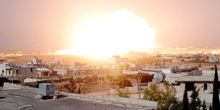 Suriye'deki Savaş Suçlarını İyi Bilen Rusya UCM'den Çekildi