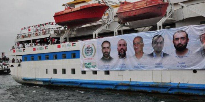 İsrail 20 Milyon Dolarlık Mavi Marmara Tazminatını Ödedi