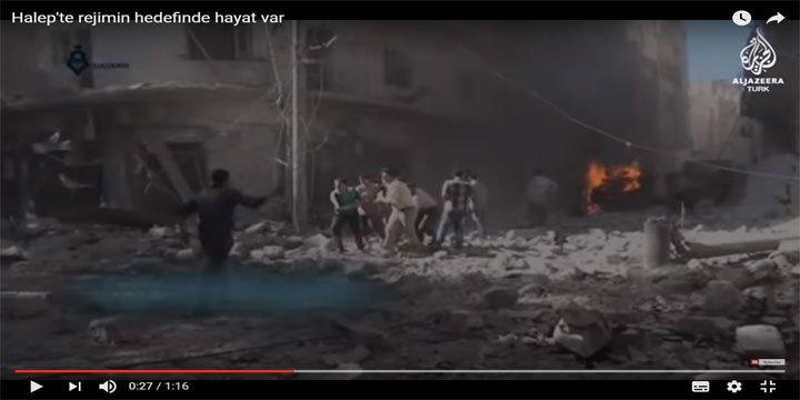 Halep'te Hayat Hedefte