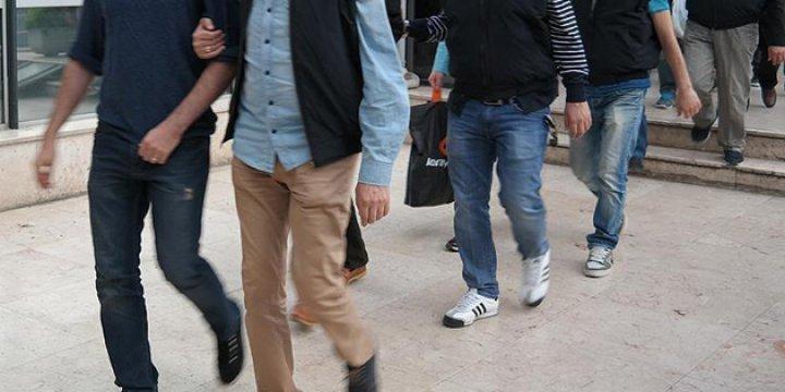 Samsun'da Meslekten İhraç Edilen 45 Öğretmen Gözaltına Alındı