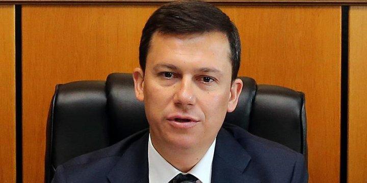 AK Parti'nin STK'larla İlişkilerden Sorumlu Başkan Yardımcılığına Şahin Atandı