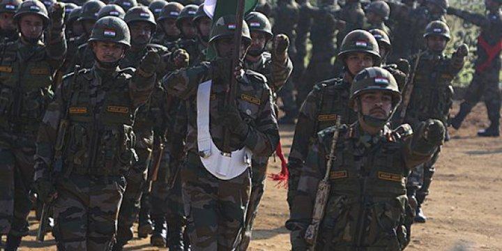 Rus Ordusu Hem Pakistan'da Hem Hindistan'da