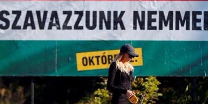 Macaristan'da Utanç Oylaması