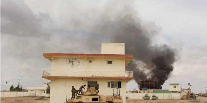 Taliban Güçleri Dört Koldan Saldırı Başlattı