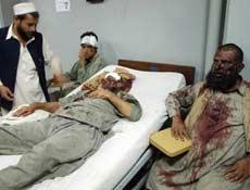 Pakistanda Camiye Saldırı: 43 Ölü