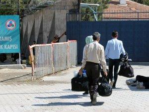 Cerablus'a Dönen Suriyeli Sayısı 4 Bini Aştı
