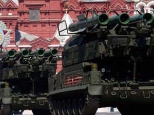 Rusya'nın Suriye'ye Füze Savunma Sistemi Yerleştirdiği İddiası