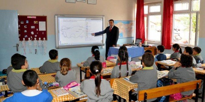 2019'da İkili Öğretim Kaldırılıyor