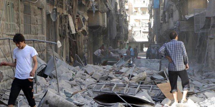 BM'ye Göre Suriye'de Askeri Zafer Seçeneği Yok