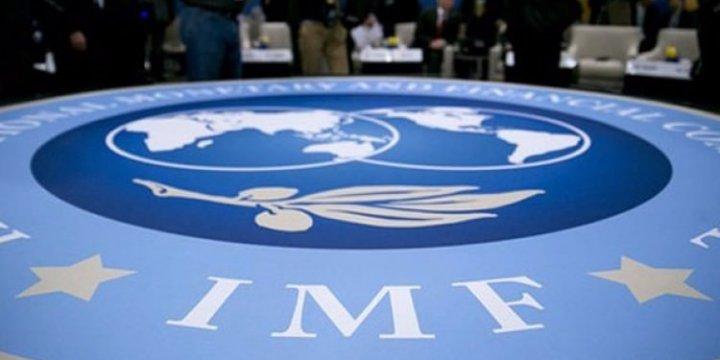 Türkiye'den IMF'ye 1 Milyon Dolar Hibe