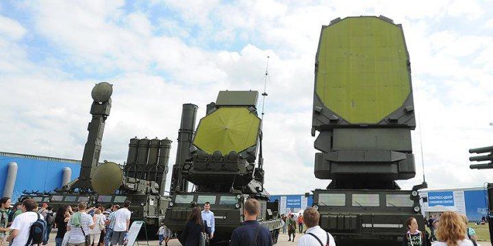 Rusya Suriye'ye S-300 Füzeleri Gönderdi