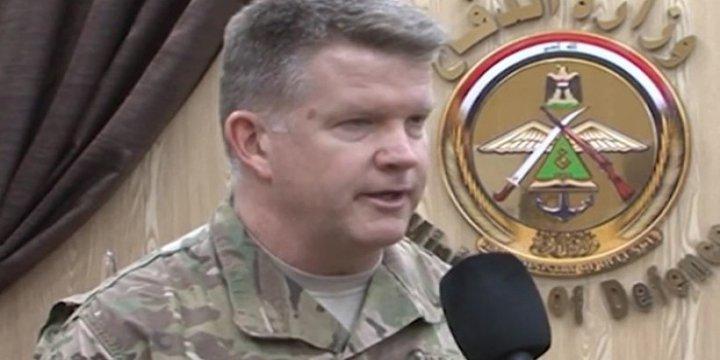 ABD'li Komutan: Irak'taki Türkiye Askeri İllegaldir