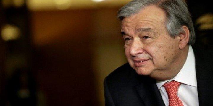 193 Üyesi Olan BM Genel Sekreterini 6 Ülke Seçti