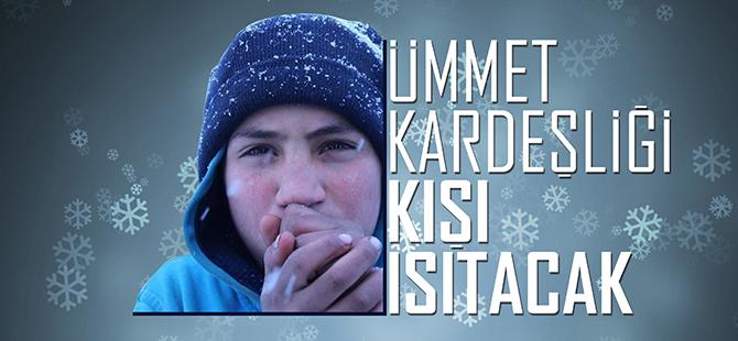 İstanbul Ensarları'ndan Muhacirler İçin Kış Kampanyası