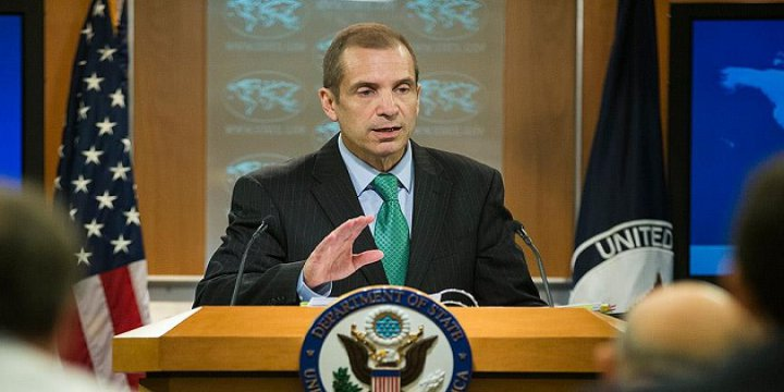 ABD: İran'ın Lozan'da Olmasını İsteriz