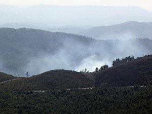Yoğun Bombardıman Altında Olan Lazkiye Kırsalı Yanıyor
