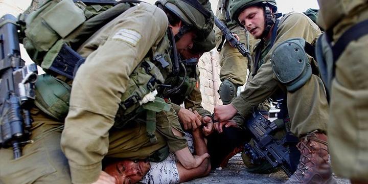 Batı Şeria'da 21 Filistinli Gözaltına Alındı!