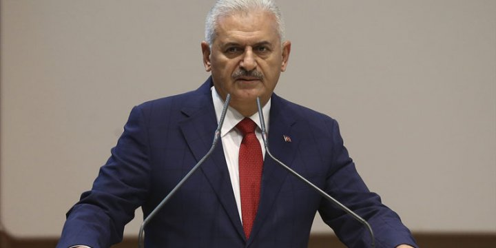 Başbakan Binali Yıldırım Irak'a Gidecek