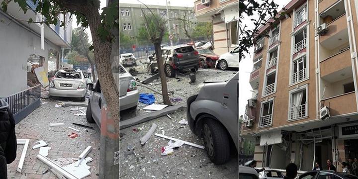 İstanbul Yenibosna'da Saldırı: 10 Yaralı!