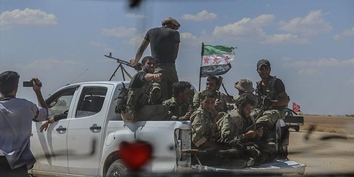 ÖSO, Çobanbey'de 12 Köyü IŞİD'in Elinden Aldı