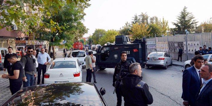 Yenibosna'daki Saldırıyı PKK'nın Paravan Örgütü TAK Üstlendi