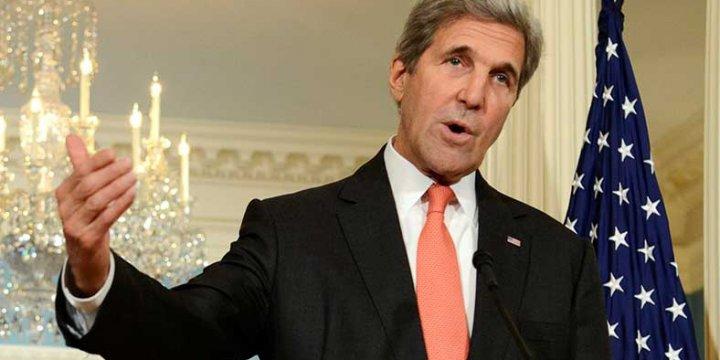 Kerry: Savaş Suçları Soruşturması Açılmalı