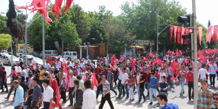 Gaziantep'te OHAL Kapsamında Etkinlikler Yasaklandı