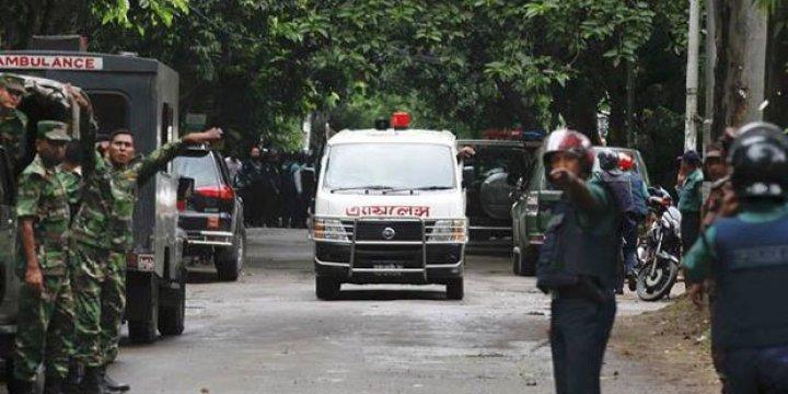 Bangladeş Polisi 11 Müslümanı Katletti!