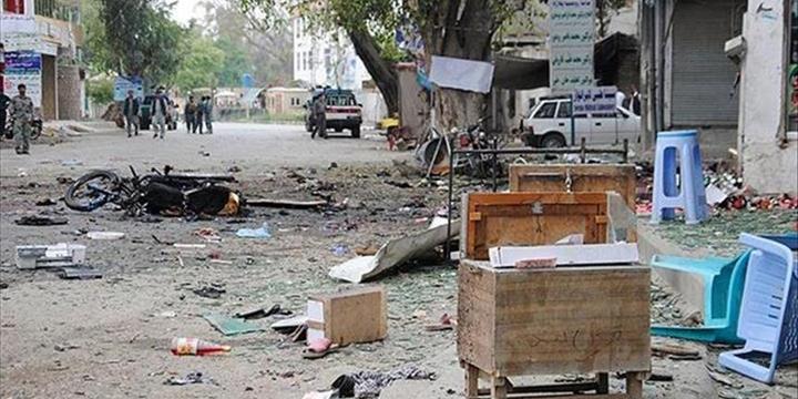 Afganistan'da Patlama: 2 Çocuk Hayatını Kaybetti